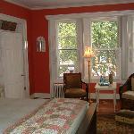 Winesap Room view