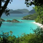 Trunk Bay - the famous shot