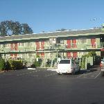 Redwood Inn from outside
