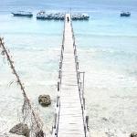 Jetty of Menjangan Island