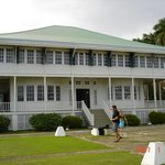The Government House In Belize