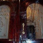 Pension Balbin, ingresso principale