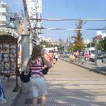 Santa Susanna main street