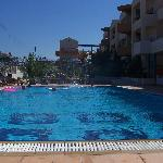 Pool at Maleme Mare