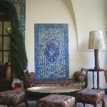 Mosaics at the Colony