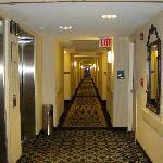 Hotel 1st Flr Hallway