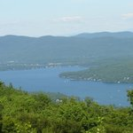 Pretty Lake George