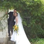 Our happy day in the The Old Manor  hotels gardens