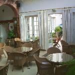 Somme-Saint Riquer-Hotel Jean de Bruges-salon de the