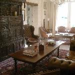 Somme-Saint Riquer-Hotel Jean de Bruges-Endroit tres charmant pour prendre un apperitif