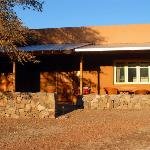 Our casita at Sunglow ranch