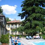 Photo de Hotel Villa Beccaris