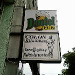 Trondheim - where else can you have a pint and your colon examined?