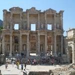Efes - Library facade