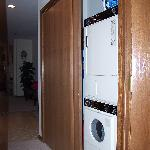 Washer & Dryer in the Hall closet (detergent provided)
