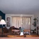 Livingroom (from front door)