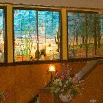 Gadsden Tiffany Window