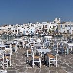 the second city of paros