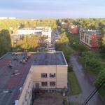 View from Zolotaya Dolina