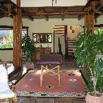 Largest Villa Living Room