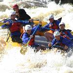 Whitewater Rafting, Penobscot River, with North Country