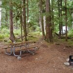 Colonial Creek Campground - Stehekin Valley Trail