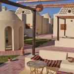 Inside El Badawiya Hotel