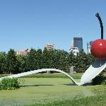 Foto di Minneapolis Sculpture Garden