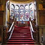 The Main Stairs