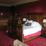 Andrew Carnegie's Bedroom