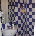 Shower (endless hot water)