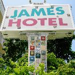 The James 'Hostel'