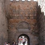 A gate in the City Wall