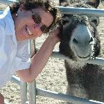 Me and the Burro - Longstreet Casino