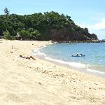 Strand von Pinnacle Resort