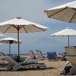 Grand Mirage - beach (Gunung Agung in the background)