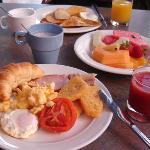 Breakfast Spread 1