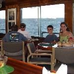 Odyssea dining room