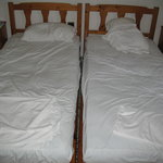 twin bunks