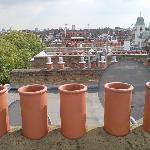 London chimneys from the Parkes Hotel