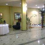 One side of the Lobby