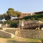 Hinitsa Hotel side view