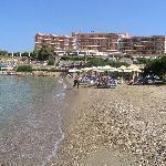 Hinitsa beach