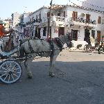 Carriage in Spetses