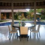 Dusun - Dining Area