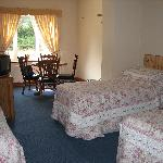 Bunratty Woods family room