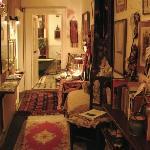 Magical Hallway to oldest Bath in Birr