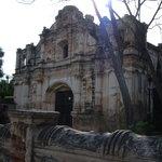 Colonial Antigua Architecture