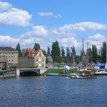 Gdnask Harbour