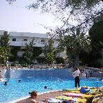 Swimming pool at Club Marthas